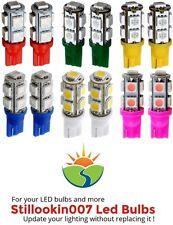 12 - Landscape LED bulbs Multi-color 9LED T5 Path, Driveway, Deck, Paver Lights