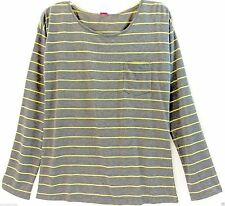 JENNI by Jennifer Moore Sleepshirt Long Sleeve Knit Sleepwear Size XS NWT $29.50