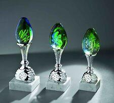 1 Noblesseglas Glaspokal 21cm mit Gravur #128(Wander-Pokal Turnier Ehrung Pokal)