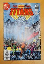 The New Teen Titans Vol.1 #26 (1982) 1st app Terra [Wolfman/Perez] Nm+