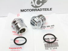 HONDA CB 500 Four k0 k1 k2 k3 TAPPO FORCELLA o-ring set tubo montante FORCELLA