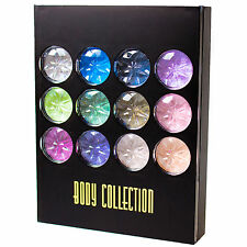 Eye Shadow Cosmetic Palette Body Collection Compact Travel Gift Set 26 Pieces