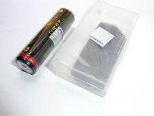 1 batteria trustfire ICR  LiCoO2 18650 trustfire  3000 mAh 6A descharge 2C pin
