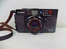 Vintage ~ Canon Af35M 38mm Film Camera Lens 38mm 1:2.8 Auto Focus Tested Working