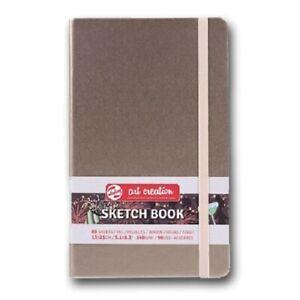 ROYAL TALENS© ART CREATION - ARTIST SKETCHBOOK 13 x 21cm - CHAMPAGNE PINK COVER