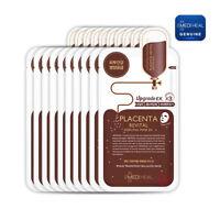MEDIHEAL -  Placenta Revital Essential Mask Pack 24ml (10pcs) Korean Beauty