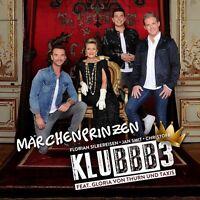 KLUBBB3 FEAT. GLORIA VON THURN & TAXIS - MÄRCHENPRINZEN (2-TRACK) CD SINGLE NEU