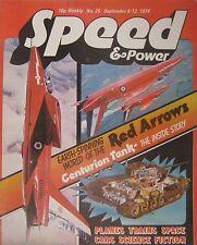 Speed & Power magazine 6 September 1974 Issue 25