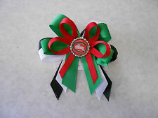 South Sydney Rabbitohs Hair Bow