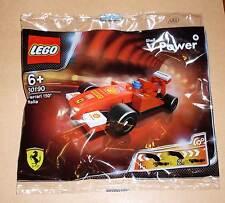 Lego Racer - 30190 Ferrari 150° Italia Shell V-Power Rennwagen Formel 1 Neu OVP