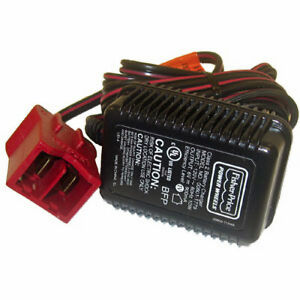 ** NEW **  Power Wheels 00801-1779 Red Battery Charger 6 Volt (6V)