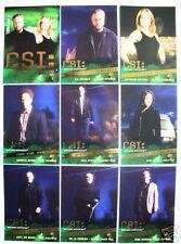 CSI Series 3 Foil Chase Trading Card Set