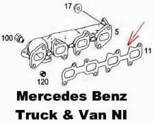 Mercedes Sprinter Exhaust Manifold Gasket, Genuine Mercedes Part, A 6511420580