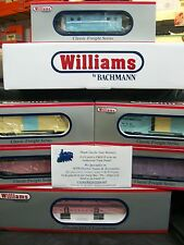 Williams GG1 Girls Freight Train Set Factory Sealed w/ Shipping Carton Very Rare