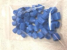 "Flare Caps, For 1/4"" Flare Fittings bag of 50, For Protecting Threads on Pipe"