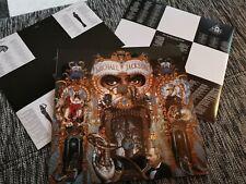 Michael Jackson Dangerous Vinyl