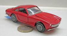 URSS:  Ferrari 250 GT Berlinetta (Luss0)  rot,  1:43