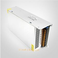 Wide Range 200-240V AC-DC 600W 48V 12.5A Power Supply PWM Control For CNC Router