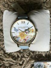 Olivia Burton London Ladies Womens Floral Wrist Watch - OB16FS96 - BNWD