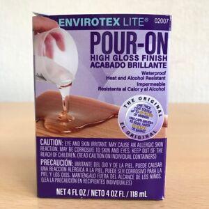 ENV04 Envirotex Lite - Pour-on High Gloss Finish