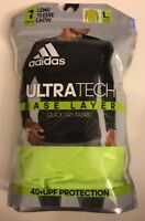 ADIDAS ULTRATECH BASE LAYER LONG SLEEVE CREW 1 PACK MEN'S LARGE 42-44 NWT