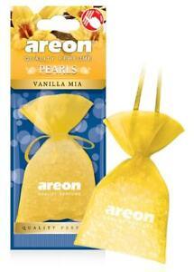 Areon Pearls Vanilla Mia Car Freshener