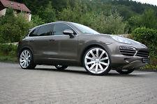 Lombartho 10x 22 Zoll Alufelgen Sommerräder Audi Q7 Porsche Cayenne Turbo S