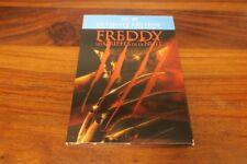 FREDDY  LES GRIFFES DE LA NUIT      - EDITION  ULTIMATE   -- BLU RAY  + DVD
