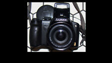Panasonic LUMIX DMC-FZ7 6.0MP Digital Camera - Black