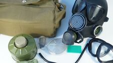 NEW! GP-7VM GP7  GAS MASK GP-7 PMK-1 Mask NATO 40MM USSR Soviet Army FULL SET!!!