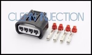 Toyota Lexus scion camry matrix rav4 highlander Ignition Coil Connector Plug