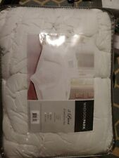 Madison Park Celeste 5 Piece Comforter Set-Cal King-White