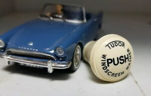 Tudor Type Dash Manual Pump Windscreen Washer Knob Sunbeam Alpine Classic Car