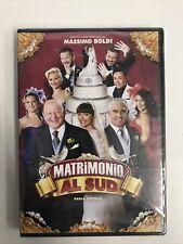 MATRIMONIO AL SUD (2015) DVD - NUOVO - MASSIMO BOLDI
