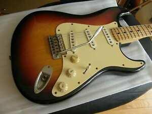Yamaha 450S Super Rock 'n Roller, sunburst, maple neck, vintage vibe! w gig bag