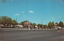 NM - 1974 Martin's Trailer Park at Deming, NEW MEXICO - Airstream in View