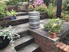 More details for large empty beer barrel../ keg... (..)
