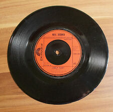 "Single 7"" Vinyl Neil Sedaka - Breaking Up Is Hard To Do / lonely night 1975 RAR"