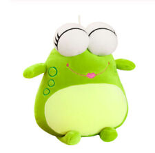Cute Frog Stuffed Animal Frogs Cartoon Animals  Plush Soft Doll Toy For Kid 30cm