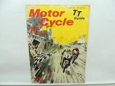 June 1965 Motorcycle Magazine TT Royal Enfield BSA Manx Mike Duff AJS L10768