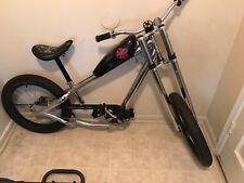 West coast choppers jesse james chopper bicycle