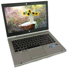 "HP EliteBook 8470P 14"" Laptop Core i5-3340M 2.7GHz - 4GB - 500GB w/ Win 10 Pro"