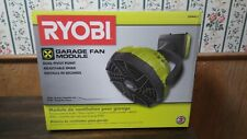 New Sealed Ryobi GDM421 Garage Fan Last One in Stock!