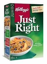 Kellogg's Just Right Cereal, 935g/33oz, (Imported from Canada)