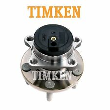 Ford Edge Lincoln MKX 2007-2008 FWD Rear Wheel Bearing and Hub Assembly Timken