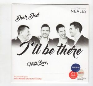 (IF337) The Neales, I'll Be There - 2016 CD