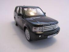 Land Rover Sport / Modellauto / Sammler / Schwarz / unbespielt / 1:43