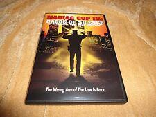 Maniac Cop III: Badge of Silence (1993) [1 Disc DVD]