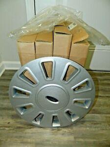"OEM NEW 2006-2011 Ford Crown Victoria-4 Full Wheel Covers SET - Hub Caps 17"""