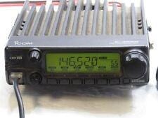 U4359 Used ICOM IC-2200H 2 meter Transceiver for Ham Radio